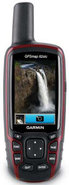 GPSMAP 62STC Rugged Handheld GPS Receiver w/ U.S. 