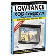 Lowrance XOG Instructional DVD by Bennett Marine