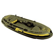 Fish Hunter 4 Person Inflatable Boat