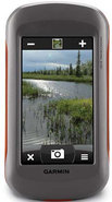 Montana 650 Touch-Screen Handheld GPS Receiver wit