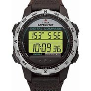 Expedition Digital Compass Watch