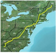 Trailhead Series - Appalachian Trail Pre-Programme