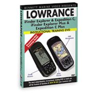 Lowrance iFinder Explorer &amp; Expedition C Instructi