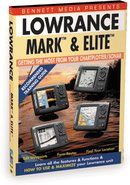 Bennett Training DVD for Lowrance Mark &amp; Elite Ser
