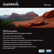 TOPO Australia DVD-ROM for PC/Mac