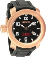 Lefty Sea Hunter   Swiss Rubber Mens Watch   1546