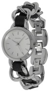 Steel And Leather Ladies watch NY8148