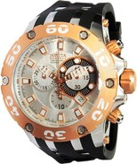 Reserve Diver Chronograph Swiss Mens Watch 0911