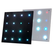 FLASHPANEL     Compact DMX 16 RGB pixel low res LE