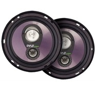 PLG63 6.5 Inch Three-Way Triaxial Speaker System (