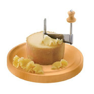 48281-22 World Cuisine Girolle Cheese Scraper