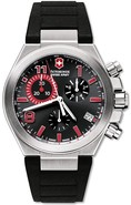 Victorinox   Rubber Mens Watch 241318