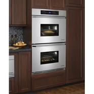 30  Epicure Double Wall Oven with Single Convectio