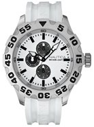 BFD 100 Multifunction White Mens Watch N15583G