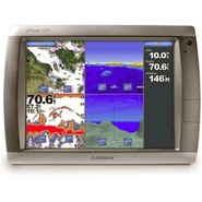GPSMAP 5215 Touch-Screen Network Display with Pre-