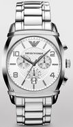 Emporio Armani Classic Chronograph Mens Watch AR03