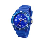 Watch Sili Collection Blue Silicone Unisex Watch S
