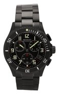 Junior Sport Black PVD Mens Watch 0606066