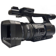 HDR-FX1000 HD Mini-DV Camcorder