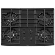 30-inch Gas Cooktop with Cast-Iron Grates