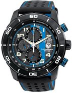 Eco-Drive Primo Chronograph Mens Watch CA0467-03E