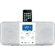 HDUOIPW Duo-I Plus Am/Fm Stereo Radio with iPhone