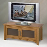EL785 47-inch Wide TV Stand (Oak)