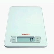 66100- Page Digital Kitchen Scale, White