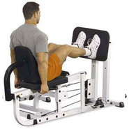 LP40S Leg Press Attachment for the EXM-4000S Gym