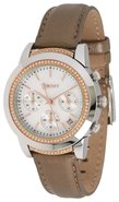 Tribeca Leather Ladies Watch NY8586