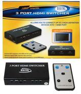 Digital Concepts 3 PORT HDMI SWITCHER