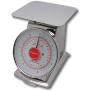 DS2210P- Mercado Escali Kitchen Dial Scale, Stainl