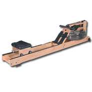 Oxbridge Rowing  Machine - Cherry Wood