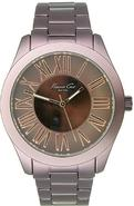 New York Brown Ladies Watch KC4899