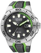 Eco-Drive Scuba Fins Mens Watch BN0090-01E