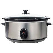 SC-150S  6.5 quart - Stainless Steel Body - Glass