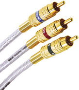 HD6DC High-Definition Component Video Cable For HD