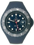 atch Dark Blue Jelly Thorn Unisex Watch JTB19DB