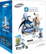SSG-P3100M/Z  Megamind 3D Starter Kit -