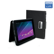 iSS910BLK Folio Jacket for Samsung GALAXY Tab 10.1
