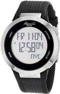 New York Digital Mens Watch KC1697