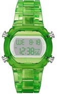 Candy Green Nylon   Ladies Watch ADH6508