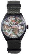 Trooper Canvas Mens Watch 06-4T1-13-016T