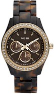 Stella Plastic   Tortoise Ladies Watch   ES2795