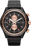 Dylan Leather Chronograph Mens Watch CH2819