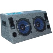 PLHB10 800 Watts 10 Inch Dual Hatch Back Woofer Sy