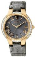 Eco-Drive Ciena Rose Gold-Tone Ladies Watch EM0093