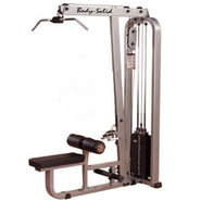SLM-300G-3 Lat Machine- 310 lb Stack