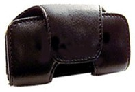 Leather Carrying Pouch Case For Cingular 3125 / HT