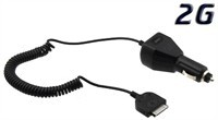Car Charger For Apple iPod, iPod nano, iPod mini